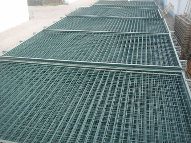 Pvc Coated Wire Mesh Panel Dingzhou Orient Hardware